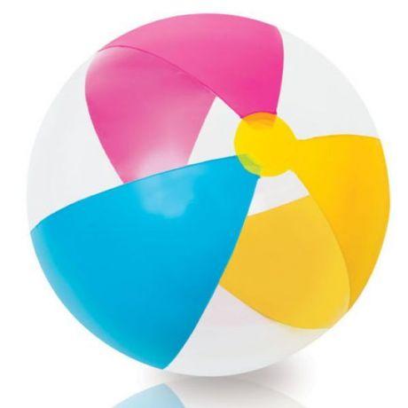 """Мяч пляжный """"Парадиз"""", d=61 см, от 3 лет 59032NP INTEX"""