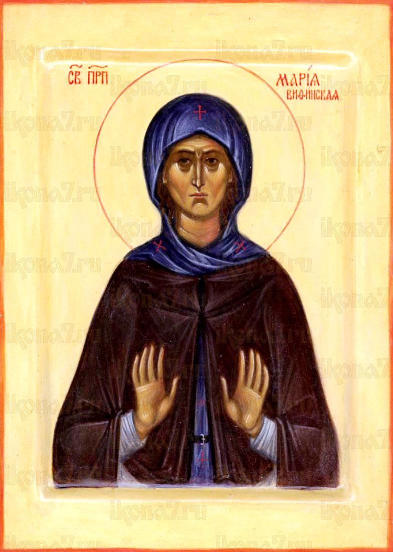 Икона Мария Вифинская