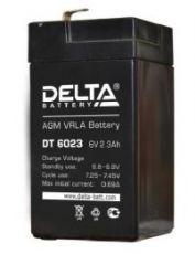 Аккумулятор Delta DT 6023 (75)