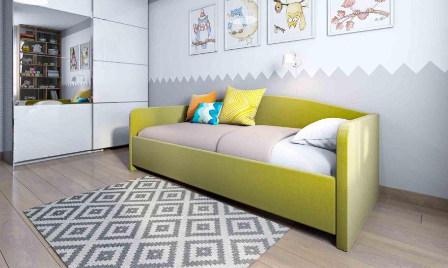 Кровать Uno с подъемным механизмом | Сонум