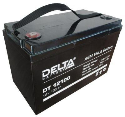 Аккумулятор Delta DT 12100