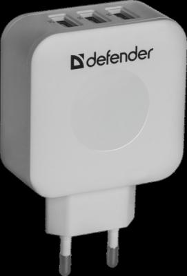 Сетевой адаптер UPA-30 3 порта USB, 5V / 4A