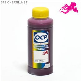 Чернила OCP 126 M для картриджей HP #18,88, 100 gr