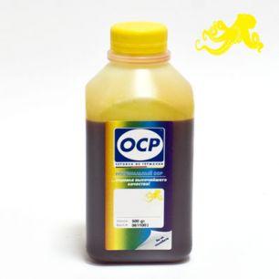 Чернила OCP 126 Y для картриджей HP #18,88,  500 gr