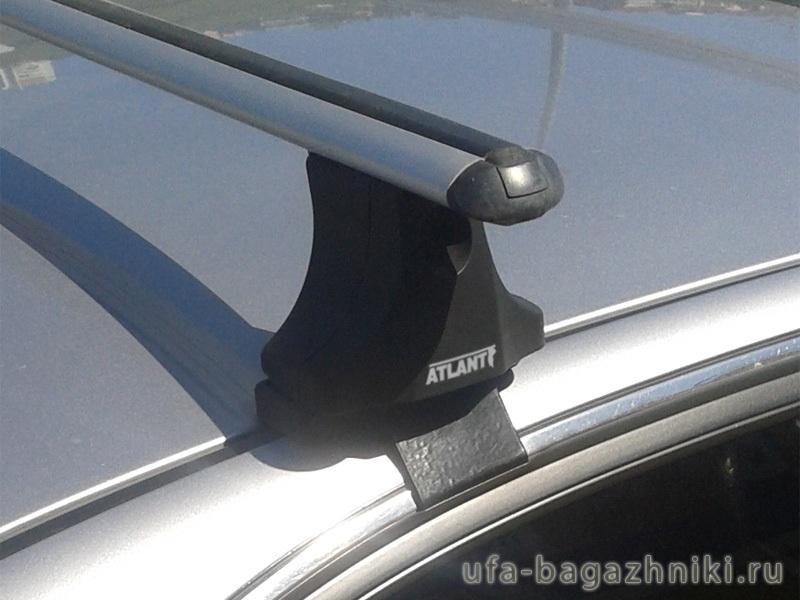 Багажник на крышу Kia Magentis 2000-05, Атлант, аэродинамические дуги