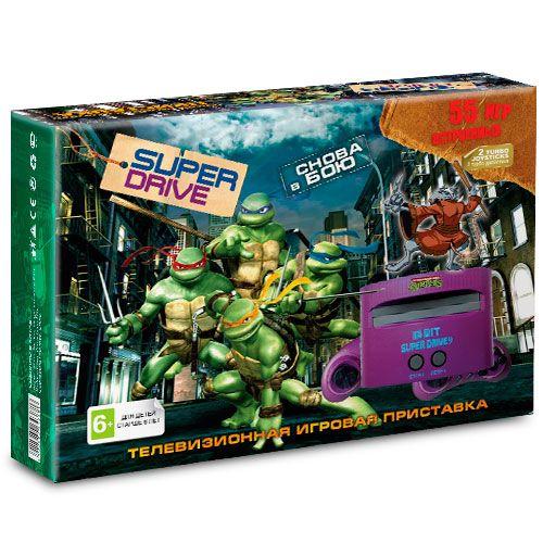 Sega Super Drive Turtles (55-in-1)