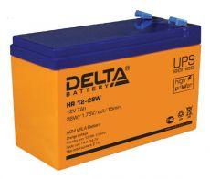 Delta HR 12-28 W