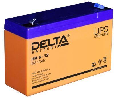Delta HR 6-12