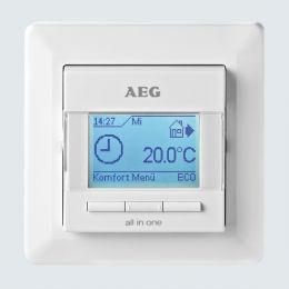 Электронный терморегулятор для теплого пола AEG FRTD 903