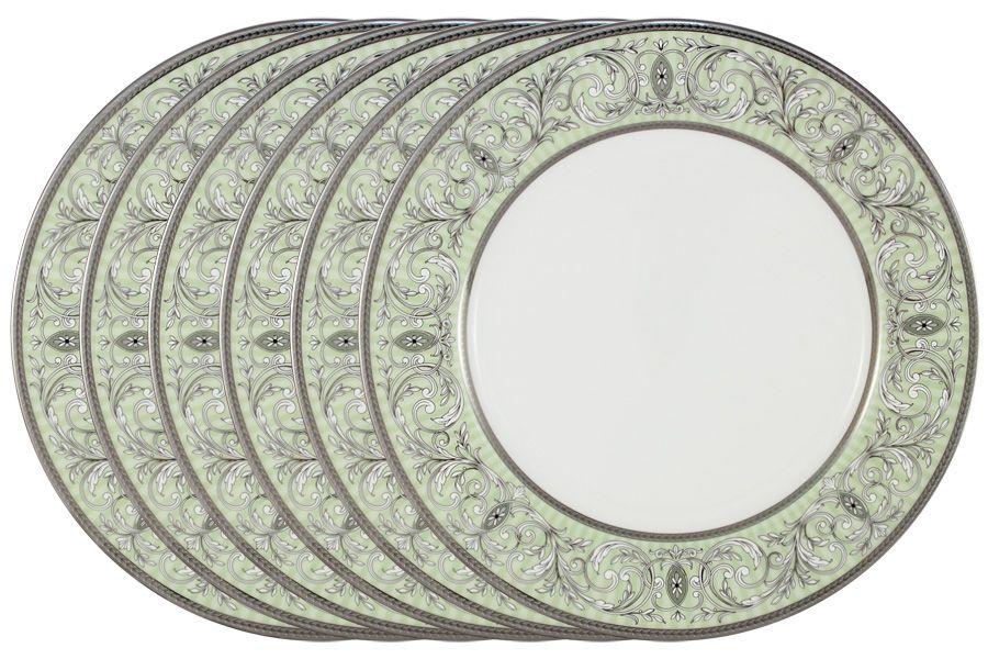 """Набор из 6 обеденных тарелок """"Блеск"""", 27 см"""