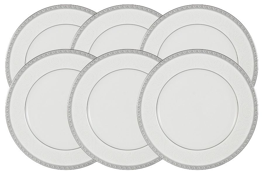"Набор из 6 тарелок ""Луна"", 23 см"