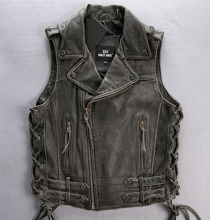 Мотожилет кожаный Harley Davidson - Harley Angel