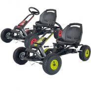 Детская педальная машина (детский веломобиль) Kettler Barcelona Air (green/red) T01050-0000