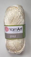 Style (Yarnart) 652-молочный