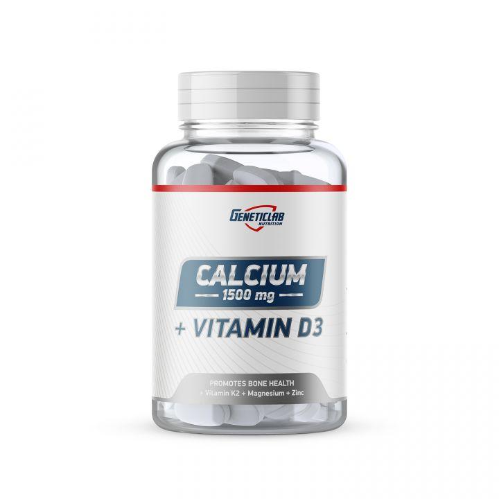 GENETIC LAB - CALCIUM + vitamine D3