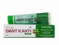 Аюрведическа зубная паста Алоэ Вера Патанджали | Divya Patanjali Dant Kanti Aloe Vera Toothpaste