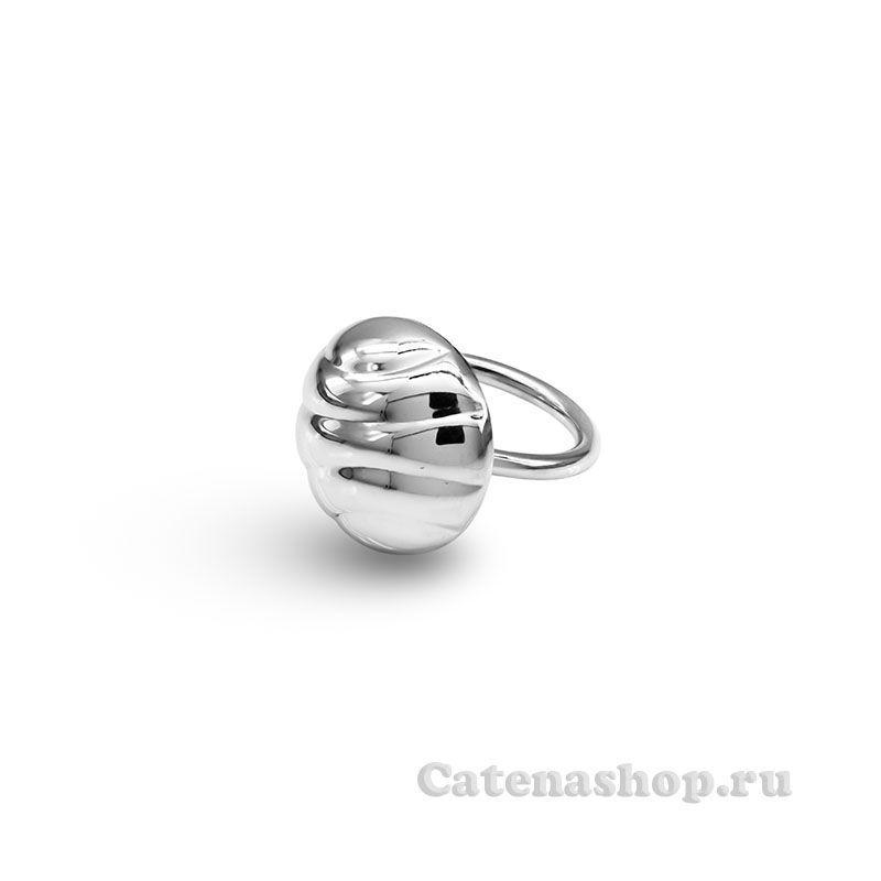 """Кольцо серебряное """"Бриз"""""""
