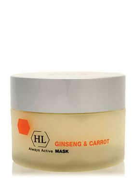 Holy Land Ginseng&Carrot Mask Маска