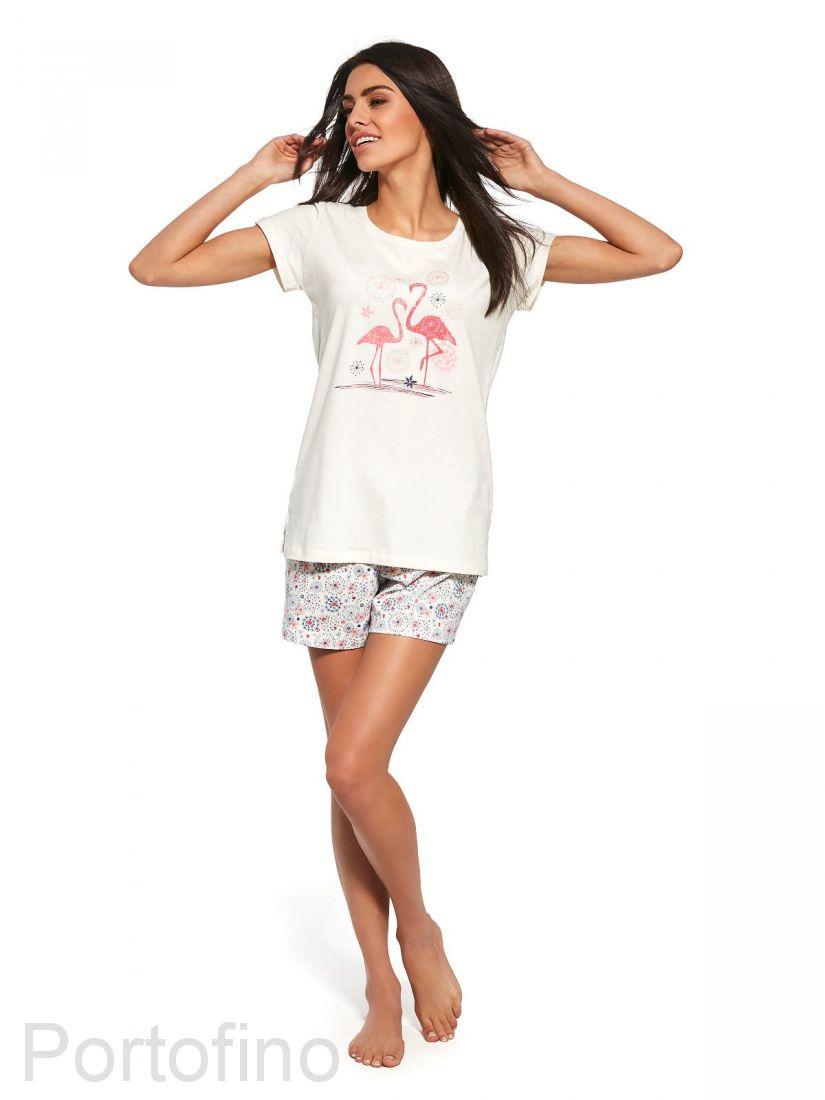665-130 Пижама женская Cornette