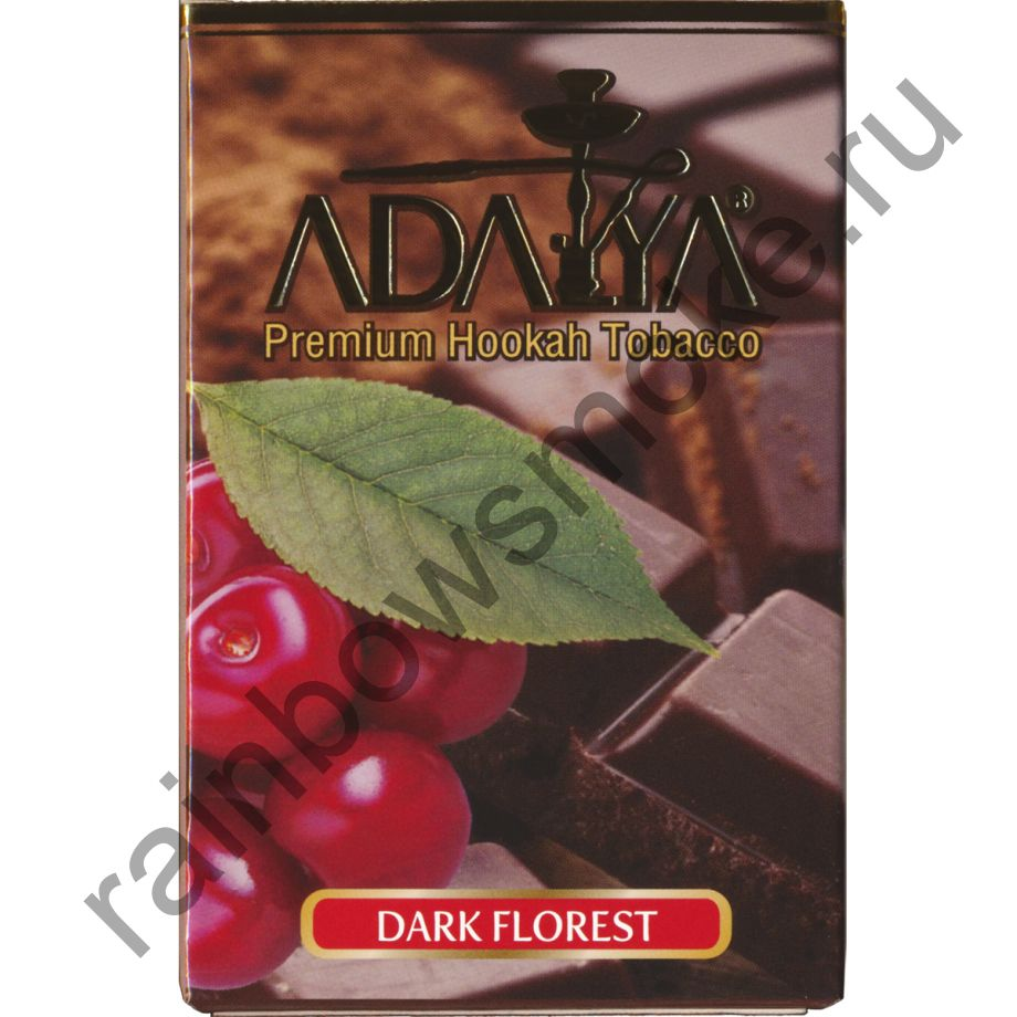 Adalya 50 гр - Dark Florest (Вишня и Шолокад)