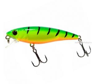 Воблер Mottomo Bang Minnow 65SP 6,3гр Lime Tiger