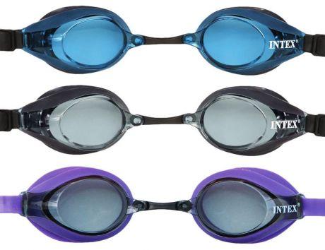 Детские очки для плавания Intex 55691, от 8 лет