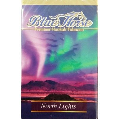 Blue Horse North Lights