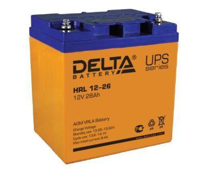 Delta HRL 12-26