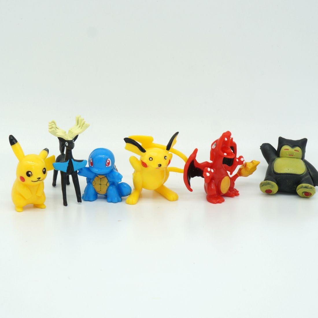 Набор покемонов в блистере (6 штук)