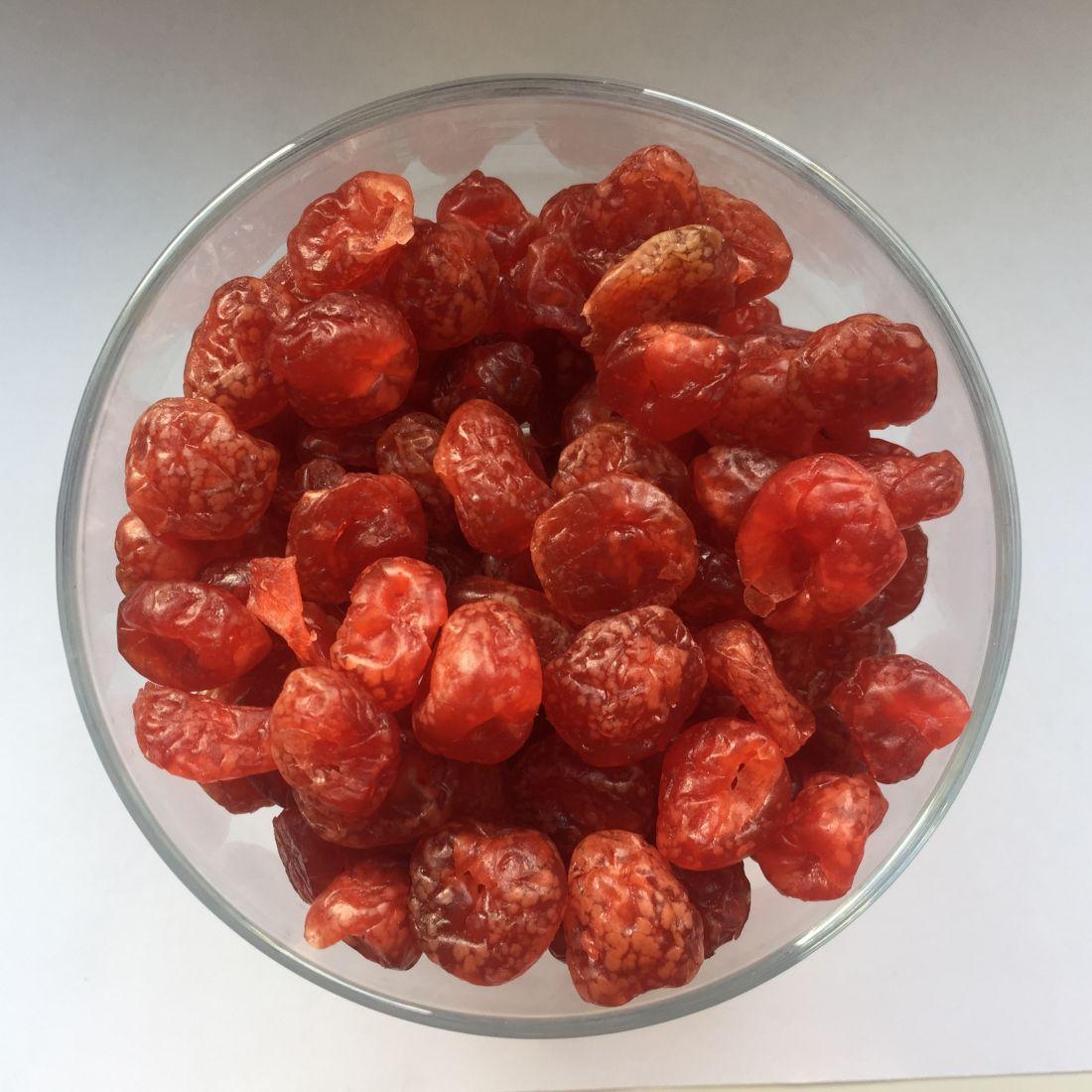 Вишня сушеная, цукаты - 500 гр