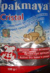 Дрожжи спиртовые Pakmaya Cristal