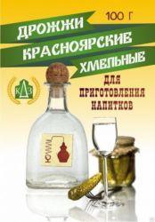 Дрожжи спиртовые Красноярские Хмельные
