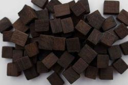 Дубовые кубики, сильный обжиг, 100 гр