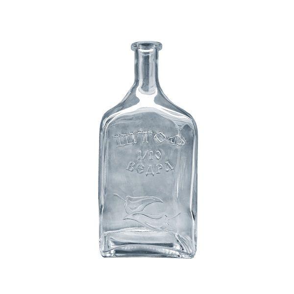 Бутылка Штоф 1/10 ведра, 1.2 литра