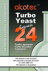 Турбо-дрожжи Alcotec Express 24, до 31.03.22