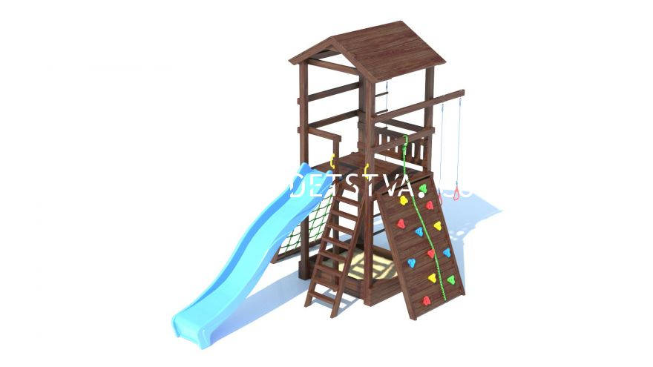 Детский игровой комплекс A 1.2