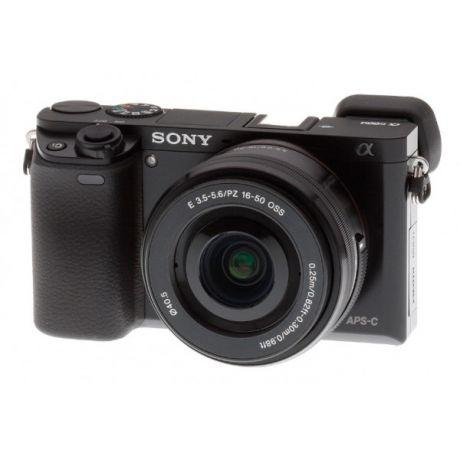 Цифровая фотокамера Sony Alpha A6000 Kit 16-50mm