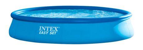 Надувной бассейн Intex 28158. Семейный Easy Set - 457 х 84 см