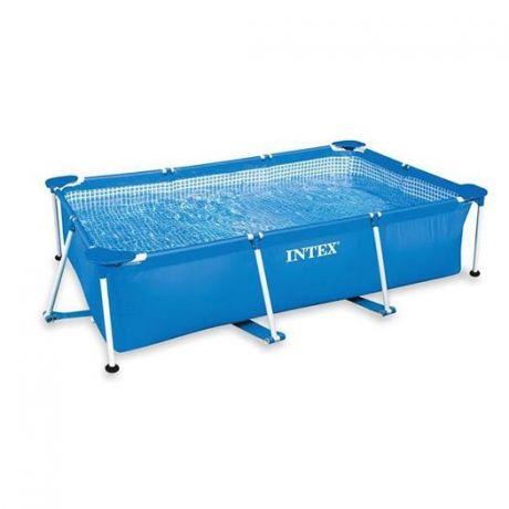 Каркасный бассейн Intex 28270 (58983). Сборный Small Frame 220 х 150 х 60 см