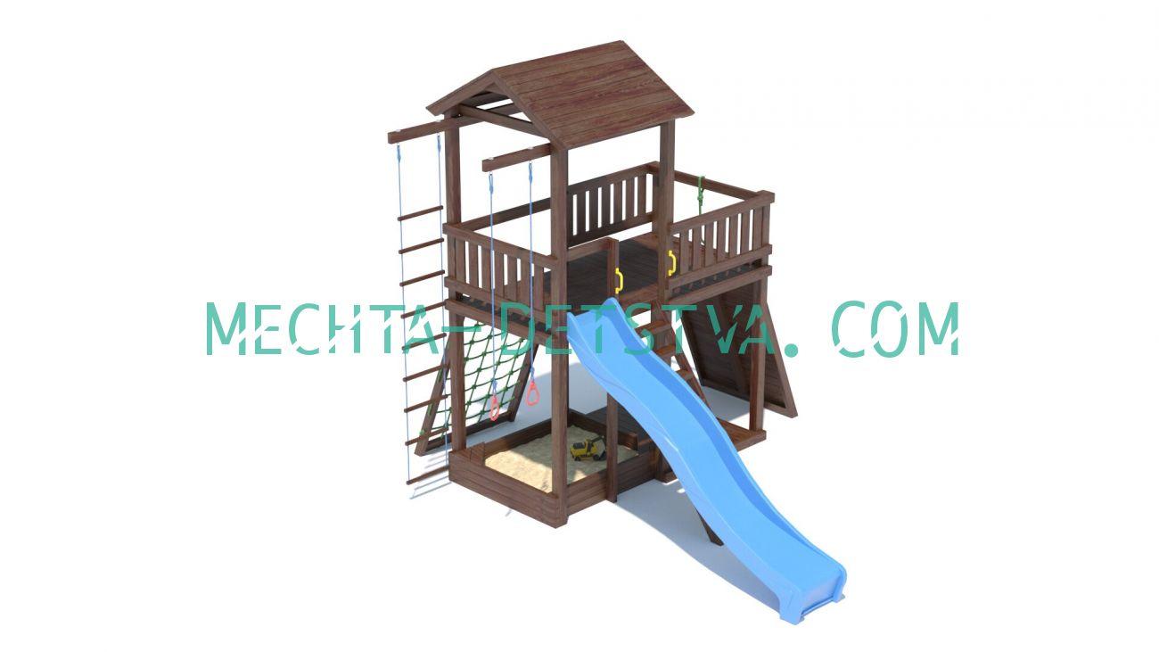 Детский игровой комплекс В 1.2