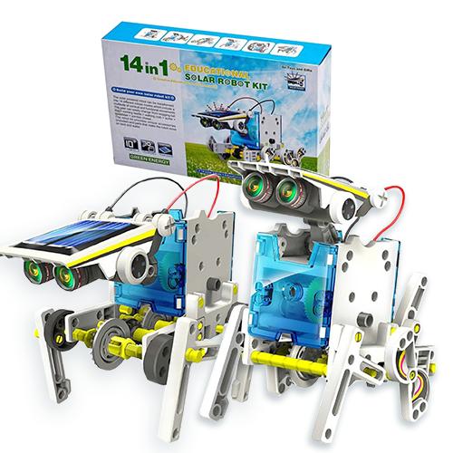 Игровой набор Робот конструктор Солар 14 в 1