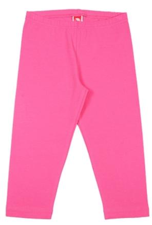 Розовые бриджи для девочки