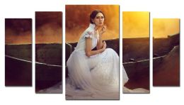 Задумчивая невеста