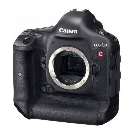 Зеркальный фотоаппарат Canon EOS 1D C Body