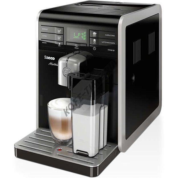 Кофемашина Saeco HD 8769/09 Moltio
