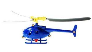 Мини вертолёт с ручным запуском