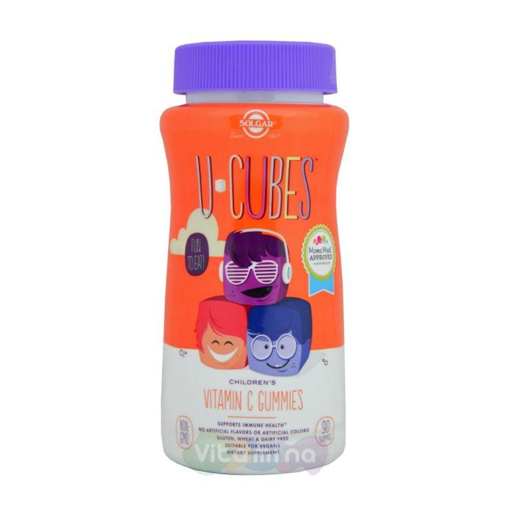 Солгар Витамин С для детей, 90 шт