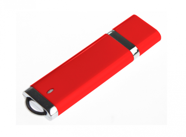4GB USB-флэш накопитель Apexto, U206, красный