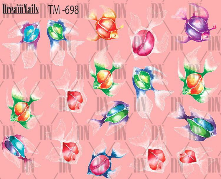 Слайдер Dream Nails TM-698