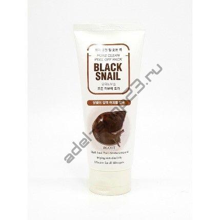 "JIGOTT - Маска-плёнка ""Snail Peel Off Pack"" 180 ml"